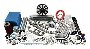 FOR FIREBIRD CAMARO TURBO KIT V6 3.8L T4 3800 850HP 1995-2002 F-BODY 3.8 Boost