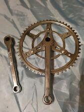 Rennrad Single Kurbel aus Stahl Nervar   (222)