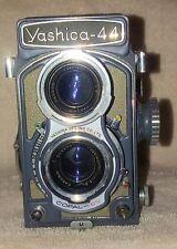 Yashica44 Yashikor 3.5/60 COPAL SV  first Japanes 44 TLR camera