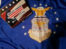 Valley Forge~Air Force Flag~2' x 3'~Perma-Nyl~ Outdoor Nylon~USA Made~New in Box