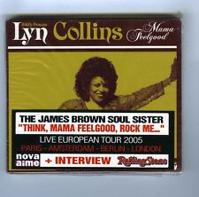 LYN COLLINS CD   MAMA FEELGOOD