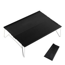 Single Folding Table Portable Convenient Outdoor Picnic Party Dining Camping
