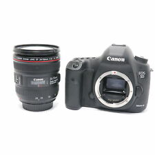 Canon EOS 5D Mark III EF24-70L IS USM Lens Kit shutter count 9000 shots