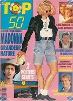 Magazine TOP 50 174 complet MADONNA GOLDMAN KYLIE MINOGUE PAGNY GALL EAGLES CURE