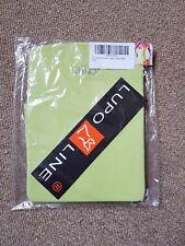 BNIP Green Glitzy Seamless Microfibre Cami Vest Top Size L/XL 10-12