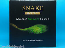 Snake B-Effect B Effect Anti-Aging Anti Wrinkles Effect Face Cream. UK Seller!
