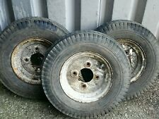 Trailer tyres  400-8