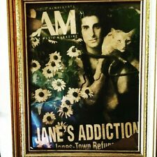 BAM Magazines 3 issues Camper Van Beethoveen Jane's Addiction, Elvis Costello.