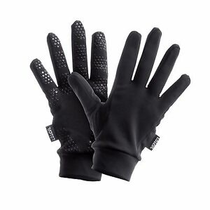 Raptor Football Outfield/Field Player Hyper Warm Silicon Grip Gloves 6yrs to XL