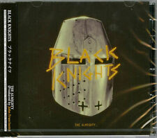 BLACK KNIGHTS-THE ALMIGHTY PRODUCED BY JOHN FRUSCIANTE-JAPAN Blu-spec CD E78