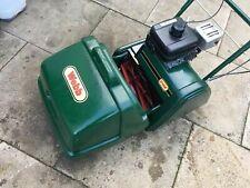 "Atco Qualcast Allett kensington Webb C14k 14"" Cylinder Lawnmower Petrol Mower"