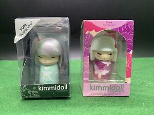2 X New Kimmodolls Kimmodoll In Box Shika & Yori