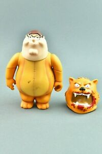 Family Guy Peter Griffin as Gary the No-Trash Cougar Series 5 Mezco Figure