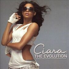 CIARA-The Evolution-Limited Edition-NEW-CD + DVD + Bonus Tracks-BUY 3 GET 1 FREE
