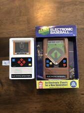 Mattel Handheld Electronic Basketball & Baseball Vintage Retro Games, Working!!!