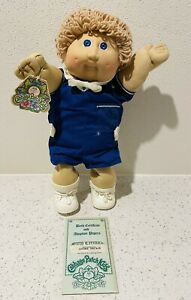 1984 Coleco Cabbage Patch Kid Andre Mickie BNWT De-boxed