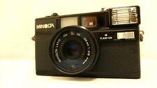 Nice 35 mm Film Camera Minolta Hi-Matic S2 38 mm 1:2.8 Lens