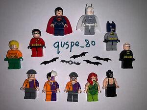 LEGO DC SUPERHEROES LOT