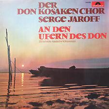 Der Don Kosakenchor Serge Jaroff - An den Ufern des Don - LP