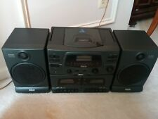 RCA STERIO PLAYER•°•Cassette Tape Player•°•Radio•°•CD Player
