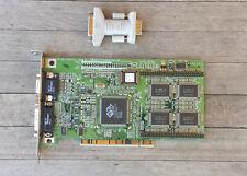 Mac ATI 3D Rage II+DVD 109-39200-00 PCI Graphics Card