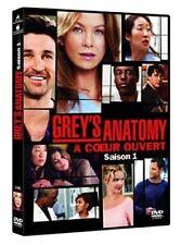 "DVD ""Grey's Anatomy : L'intégrale saison 1""    NEUF SOUS BLISTER"