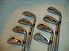Tour Edge Exotics EX-1 Golf Irons Set 3-PW. S Flex NS Pro Steel. Very Good Shape