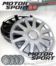 "17 inch 4pcs Set Hubcap Rim Wheel Skin Cover Style 610 17"" Inches Hub caps"