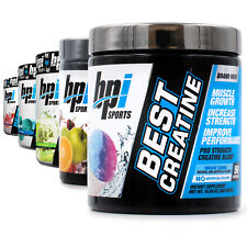 BPI Sports Best Creatine (50 Servings) Pre/Post Workout Multiple Flavors
