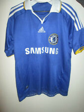 Chelsea 2009-2010 Home Football Shirt Size Childrens Large Boys  /34967