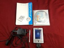 Dell Axim X30 Pocket Pc W/Cradle, Stylus, Charger - Working.