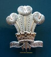 ROYAL REGIMENT OF WALES (21st/41st Foot) CAP BADGE (NN2)