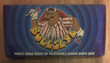 Bullseye Board Game Based on the TV Darts Show *Missing 1 Dart* VGC Rare Vintage