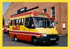Bus Photo ~ Midland Red North 91: D91CFA: '87 Ford Transit VE6 - Wellington 1989