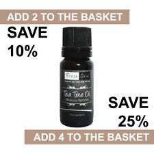 Tea Tree Essential Oil 10ml - 100% Pure & Natural Essential Oils - Aromatherapy