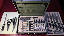 Berghaus Messer Set  Messerset / Messerkoffer 24tlg. NEU&OVP
