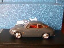 ALFA ROMEO SZ 1960 DARK GREY BBR BBR153B 1/43 GRIS MADE IN ITALY GRIGGIO
