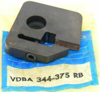 NEW SURPLUS VALENITE ECON-O-GROOVE ANVIL VDBA-344-375RB (GENERAL PURPOSE)