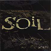 Soil / Scars *NEW & SEALED CD*