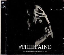 CD - HUBERT FELIX THIEFAINE - Homo plebis ultimae tour
