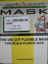 Eduard 1/48 EX593 Canopy Masque pour le Hobby Boss A-4F Skyhawk Kit