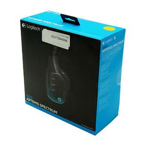 Logitech G633 Artemis Spectrum Gaming RGB 7.1 Dolby Headset | Black