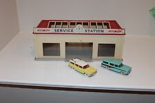 DINKY TOYS # 785 Service station  ........has been on display