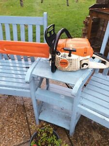 Stihl ms261c chainsaw