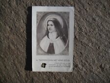 Christian second class relic St. Therese of the Child Jesus vestment