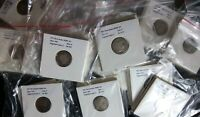 Barber Liberty Head Dimes 90% Silver - 5 Coin Mixed Date Set