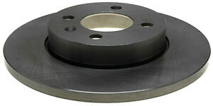 Disc Brake Rotor-Non-Coated Front ACDelco 18A1272A fits 93-95 VW Passat