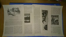 1885 MALAYA BRITISH NORTH BORNEO COMPANY SABAH DYAKS KLING SANDAKAN LABUAN SULUS