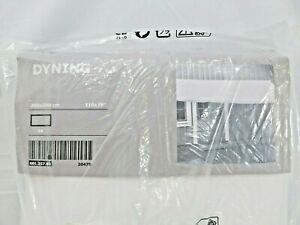 "Ikea Dyning White Canopy 118"" x 79"" Rectangular Shade Polyester UPF 25+"