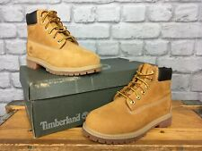 TIMBERLAND PREMIUM 6 INCH NATURAL BOOTS VARIOUS SIZES CHILDRENS T